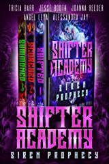Shifter Academy: Siren Prophecy Boxset Kindle Edition