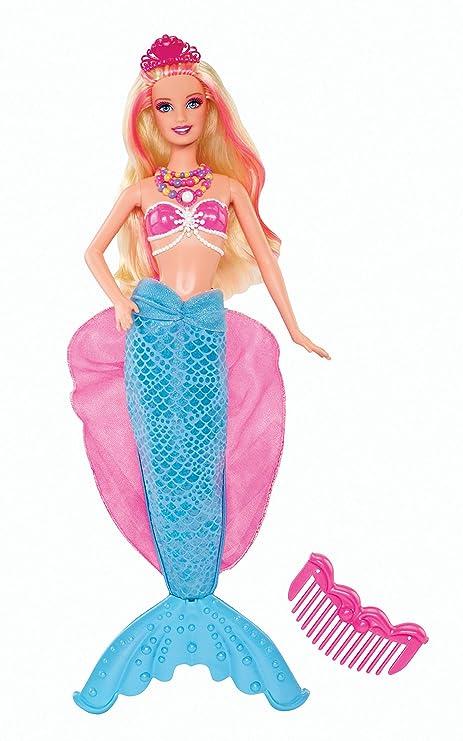 Barbie Bdb45 La Principessa Delle Perle Amazonit Giochi E