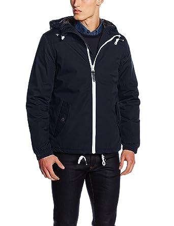 Insignia Solid Jacket Blau Gil 1991 Jacke Large Herren BX FKJ3T1cl