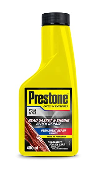 Prestone - Líquido para reparación de culatas y motores: Amazon.es: Coche y moto