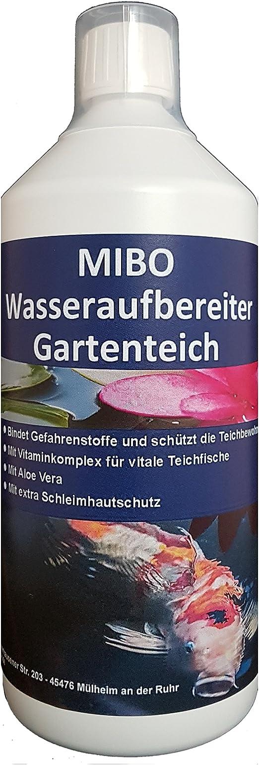 MIBO de purificador de Agua Estanque 1000 ml para 20.000 litros ...