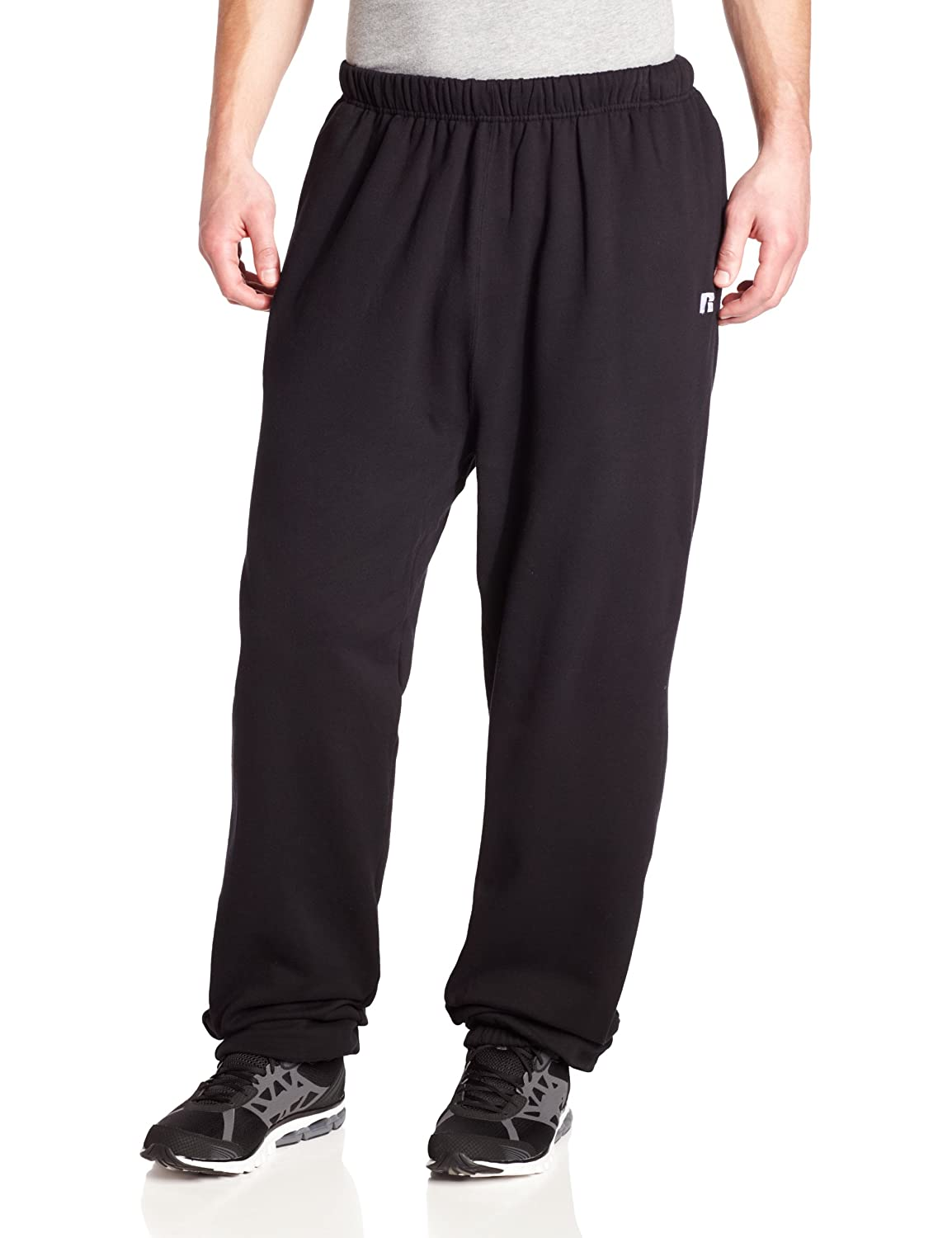 7ac7de6e24551f There is nothing more comfortable than cotton fleece pants, on seam pockets  along with elastic waistband with drawstring provide added comfort to this  ...