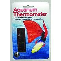 American Thermal Liquid Crystal Aquarium Thermometer Vertical Small