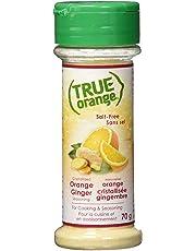 True Citrus Crystallized Orange Ginger Seasoning, 70g