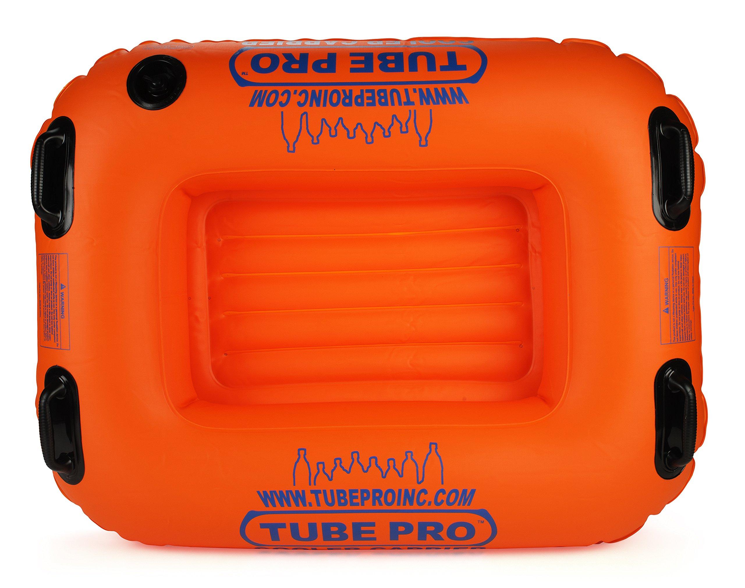 Tube Pro Premium Orange River Cooler Carrier 50 Quart by Tube Pro (Image #2)