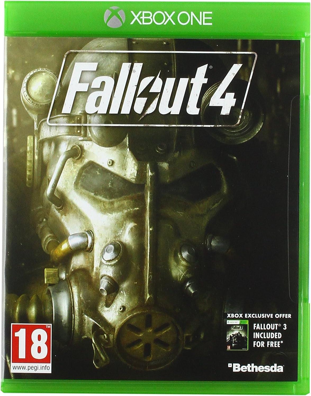 Fallout 4 - Xbox One [Importación inglesa]: Amazon.es: Videojuegos