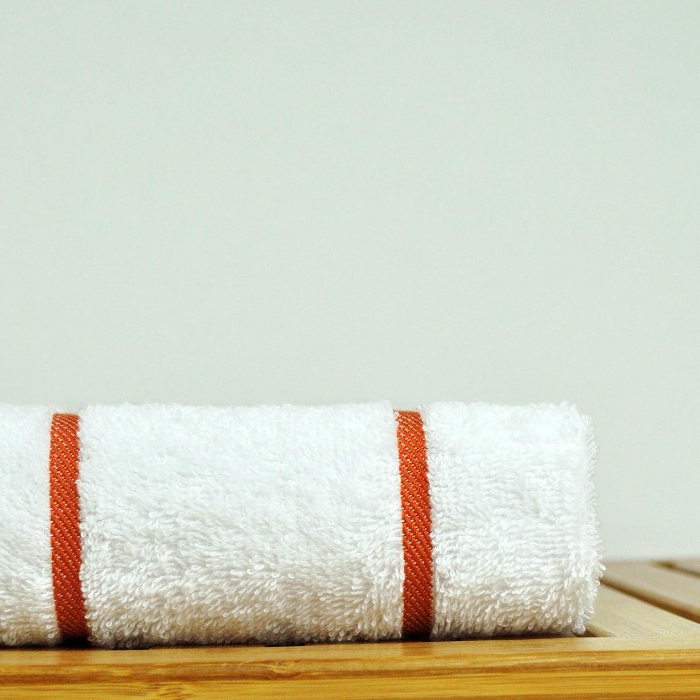 Set of 2 Navy Blue Luxury Hotel Towel 100/% Genuine Turkish Cotton Pool-Beach Towel Set