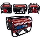 GROUPE ELECTROGENE 3000 Watts 380 V 220V et 12 V AVR