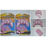 PlayStation 2 - Wirelss Pink Powershock Controller 2er Set