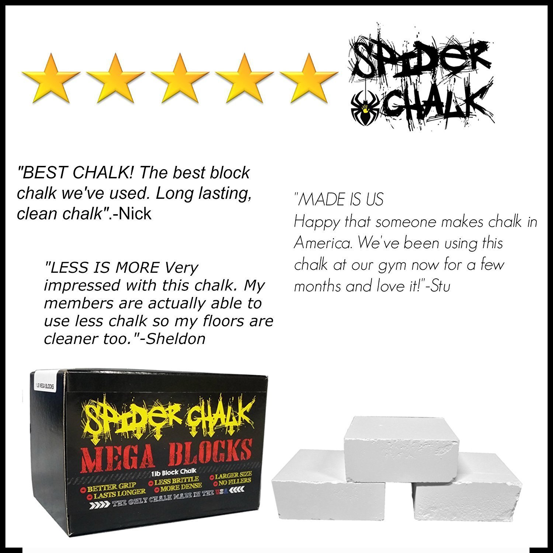 Weightlifting Block Chalk, Best Gym Workout Chalk for ...