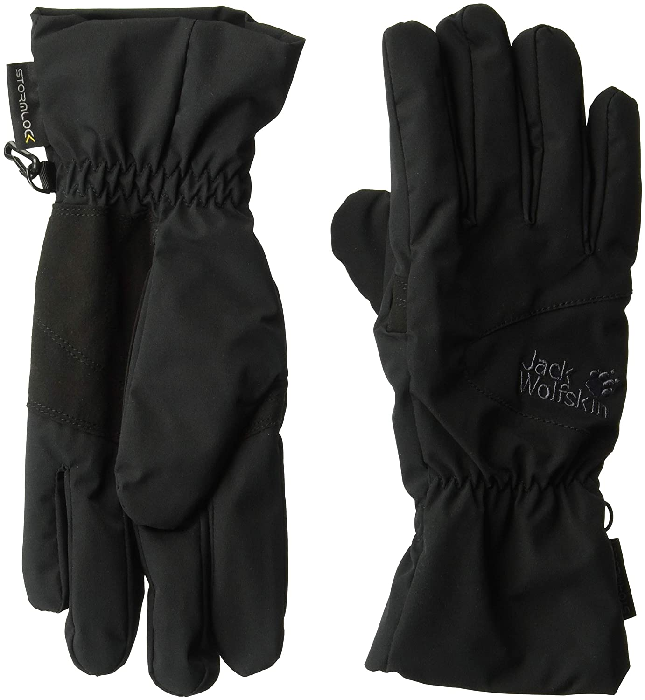 Jack Wolfskin Storm Lock High Loft Windproof Softshell Gloves
