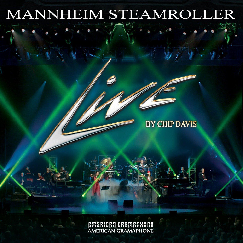Live: Mannheim Steamroller by CD