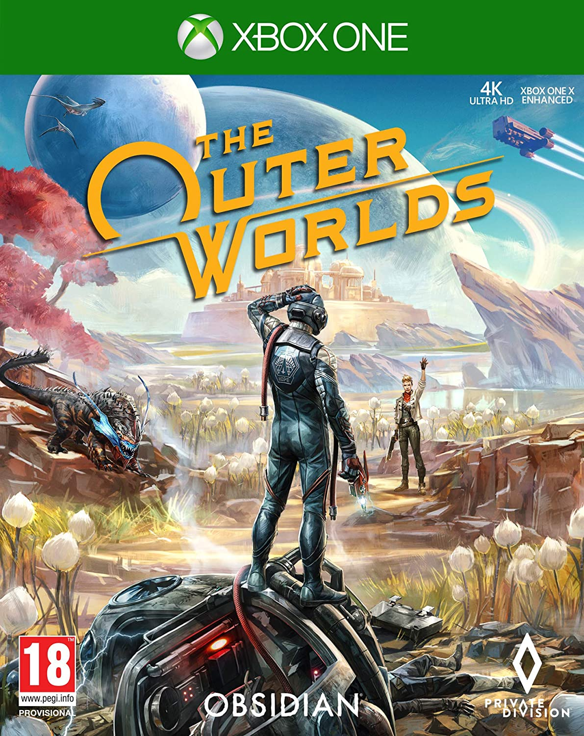 The Outer Worlds: Amazon.es: Videojuegos