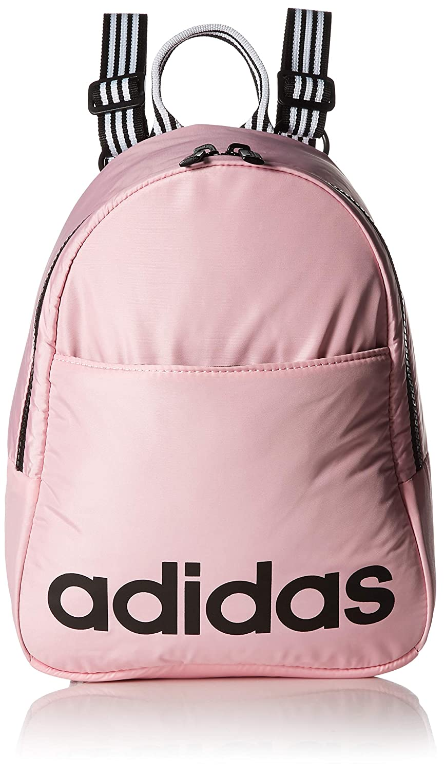 adidas Core Mini Backpack Black/White One Size Agron Inc (adidas Bags) 978026