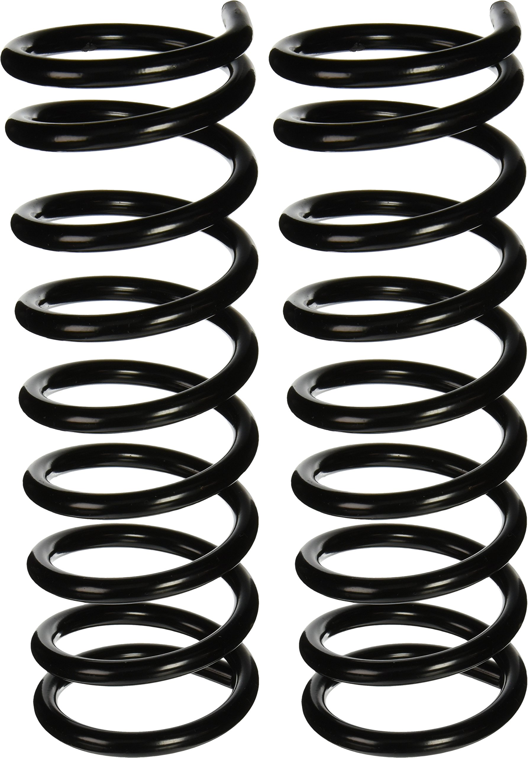 best rated in automotive replacement suspension coil springs Custom VW Rabbit Convertible moog 81003 coil spring set product image