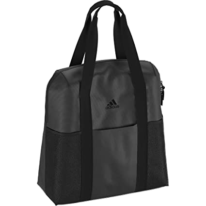 8e3dbb9dc Amazon.com: adidas Women Core Tote Bag Training Fashion Daily Training Gym:  Sports & Outdoors