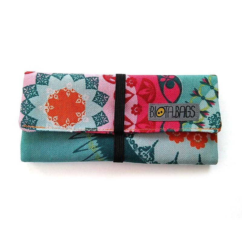 Pitillera tabaco de liar de tela Mandalas, tabaquera artesana, funda tela tabaco de liar: Amazon.es: Handmade