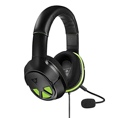 Turtle Beach XO Three Gaming Headset for Xbox One: Video Games