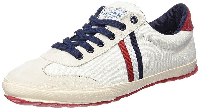 d86b8062 EL GANSO 4110s160017, Zapatos para Hombre, Blanco, 40 EU: Amazon.es: Ropa y  accesorios