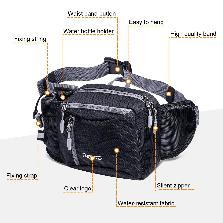 Sporttaschen & Rucksäcke Transparent Hüfttasche PVC Gürteltasche Wasserdichte Gürtel Sporttasche