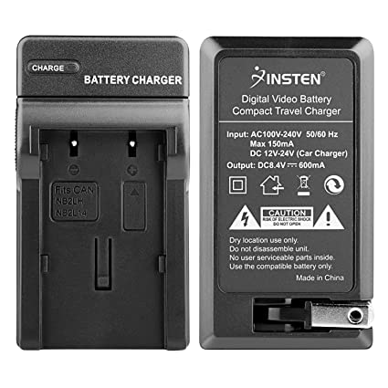Insten For Canon EOS Digital Rebel XTi XT Battery Charger