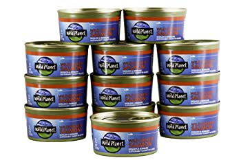 Wild Planet Wild Sockeye Canned Salmon