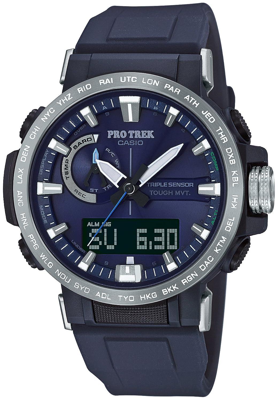 [カシオ]CASIO 腕時計 プロトレック クライマーライン 電波ソーラー PRW-60-2AJF メンズ B07CM8JPT3