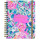 Lilly Pulitzer 17 month Large Agenda 2017-2018 (Indigo Gypsea)