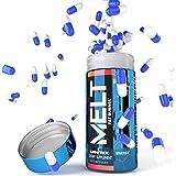 MELT - Best Thermogenic Fat Burner Pills for Men & Women - Diet Pills That Work Fast for Weight Loss - 60 Capsules (Capsules