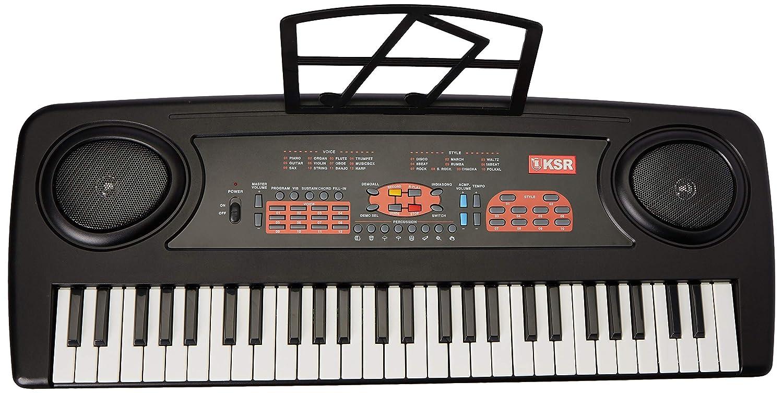 c800ba37399e2 Kaiser MTC-5470 Teclado Musical con 54 Teclas y micrófono