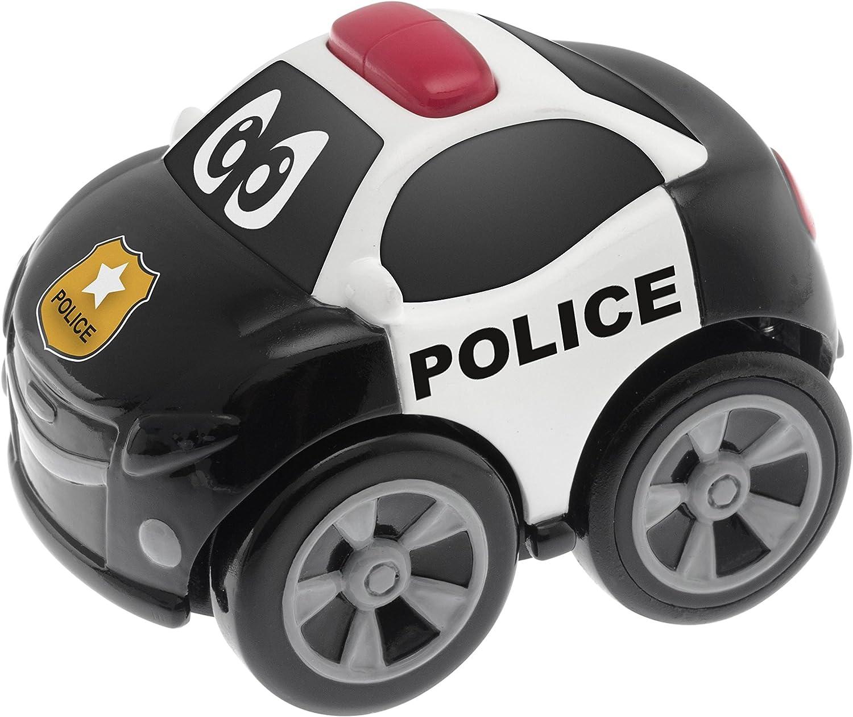 Chicco-00007901000000 Big & Small Mini-vehículos, Multicolor (00007901000000)