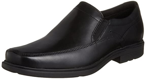 St Double Gore Slip On, Mens Loafers Rockport