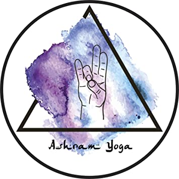 Amazon.com: Pretty Watercolor Womens Ayurveda Yoga Icon ...