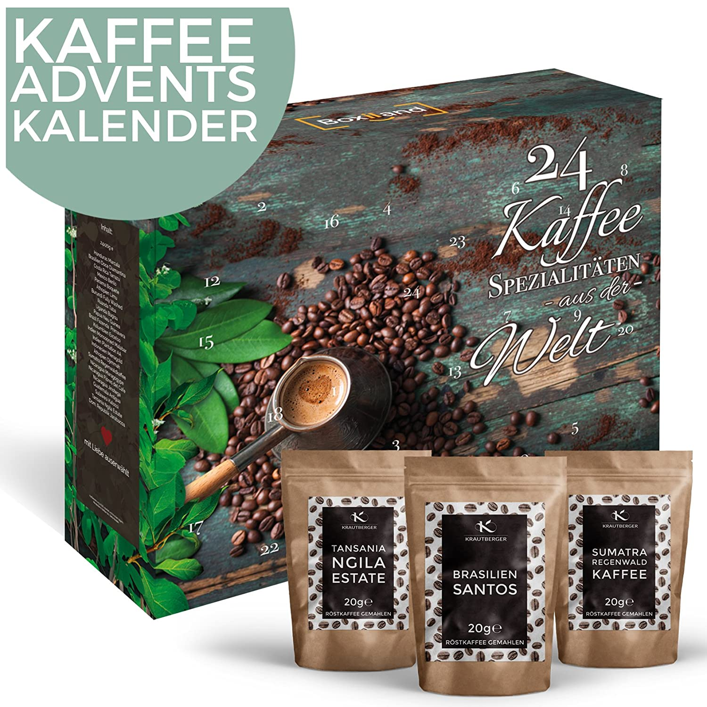 Edler Kaffee aus aller Welt