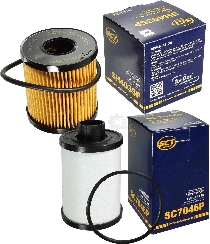 MANN-FILTER Inspektions Set Inspektionspaket Luftfilter /Ölfilter Kraftstofffilter