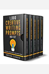 1,000 Creative Writing Prompts Box Set: Five Books, 5,000 Prompts to Beat Writer's Block Kindle Edition