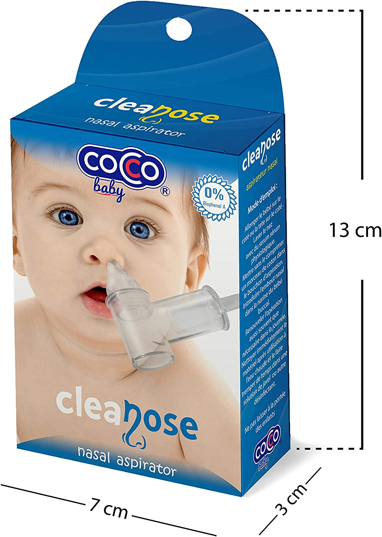 Pointe douce Pour nettoyer le nez qui coule Aspirateur nasal pour b/éb/é
