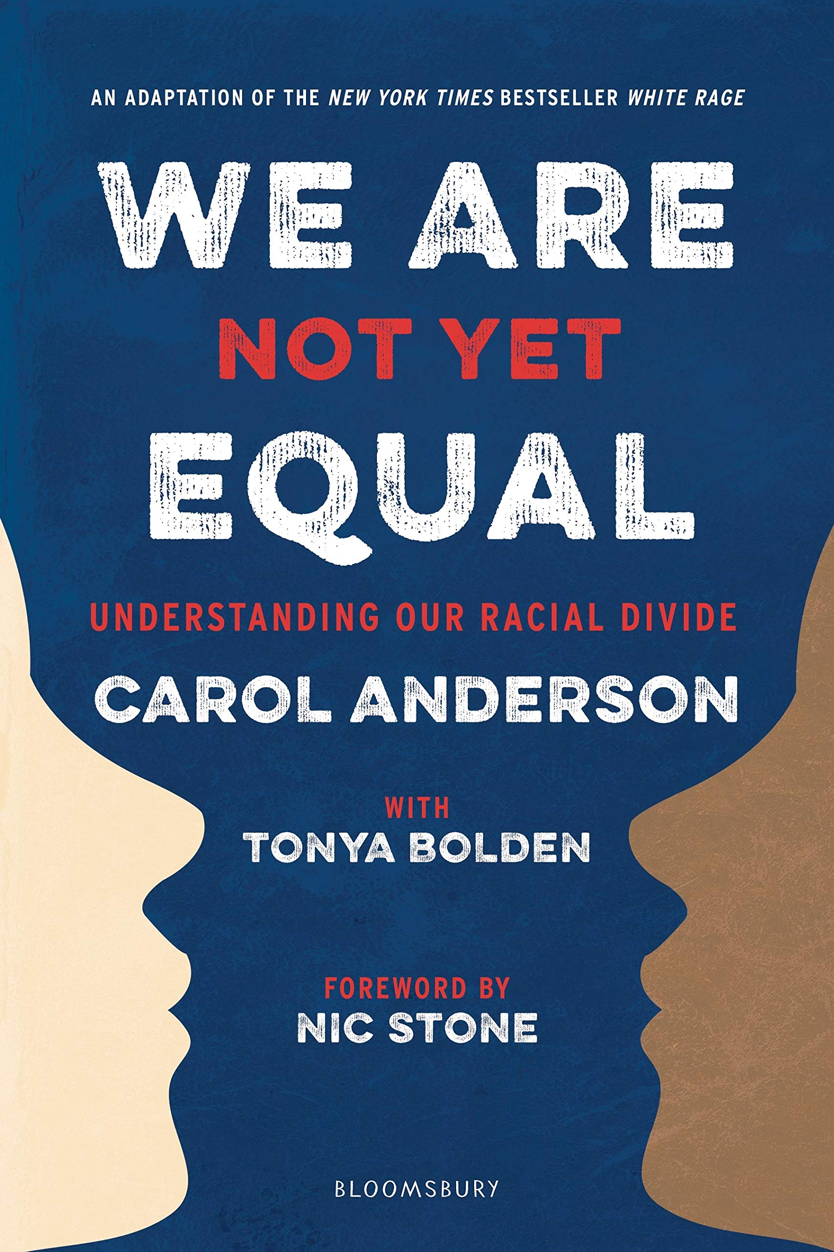 We Are Not Yet Equal: Understanding Our Racial Divide Black history books