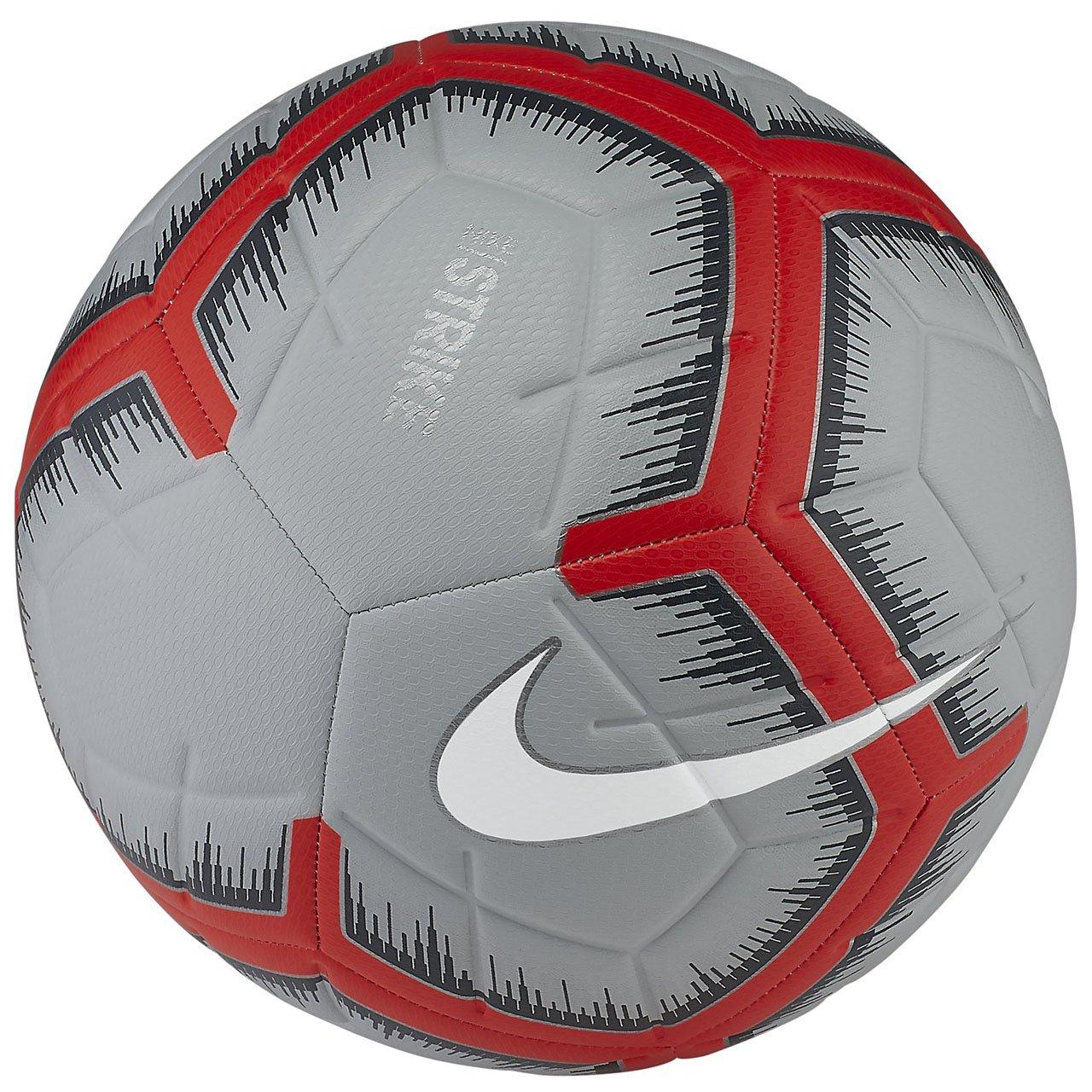 Nike Strike - Pelotas de fútbol (Gris, Rojo, Blanco, Específico ...