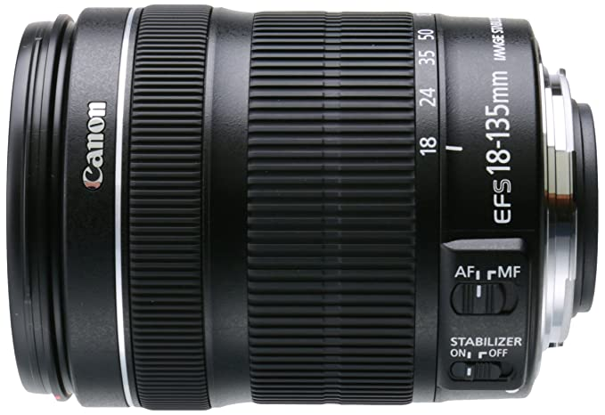 The 8 best is the canon 18 135mm lens good