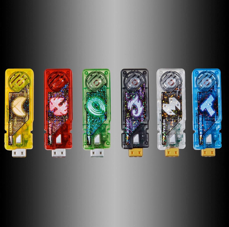 1.5 Kamen Rider CSM BANDAI COMPLETE SELECTION MODIFICATION Double Driver ver