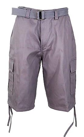 c2d6a9ed32 Henry & William Men's Heavy Twill Cargo Shorts | Amazon.com