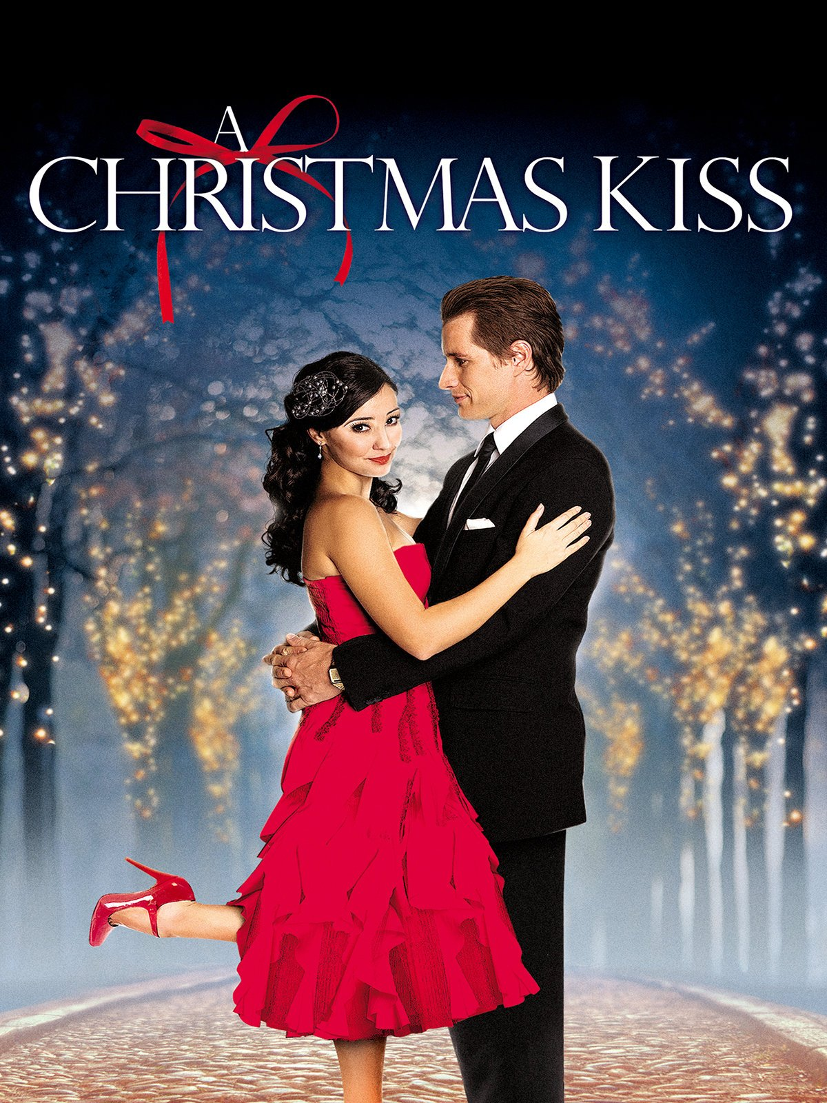 Amazon.com: A Christmas Kiss: Elisabeth Rohm, Laura Breckenridge ...