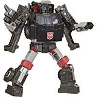 "Transformers Generations - War For Cybertron: Earthrise Deluxe - 5.5"" Trailerbreak - Wfc E34 Action Figure - Kids Toys…"