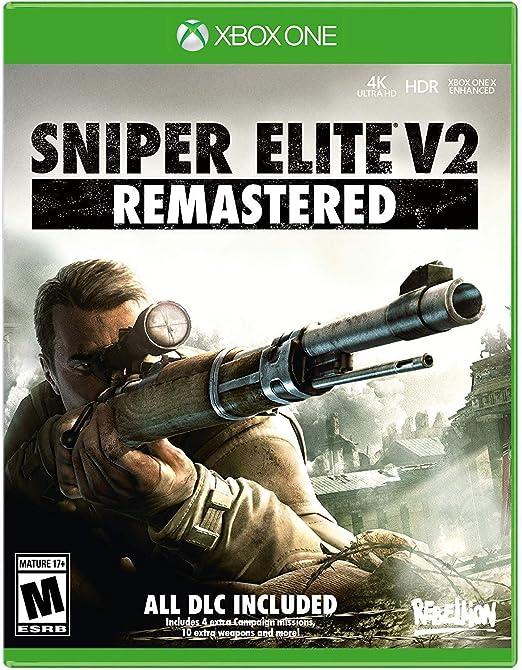Sniper Elite V2 Remastered for Xbox One [USA]: Amazon.es: Ui ...