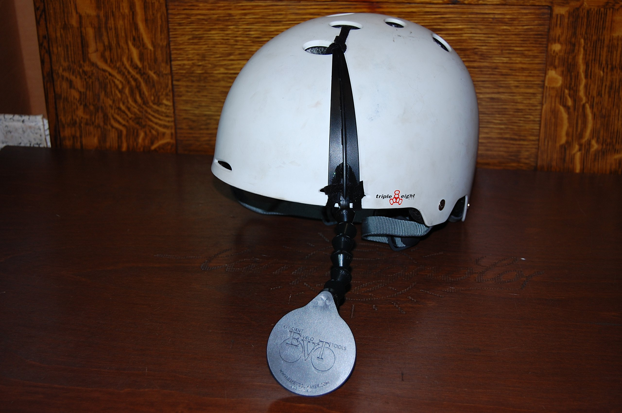 EVT Safe Zone Bicycle Helmet Mirror by by EVT (Image #8)