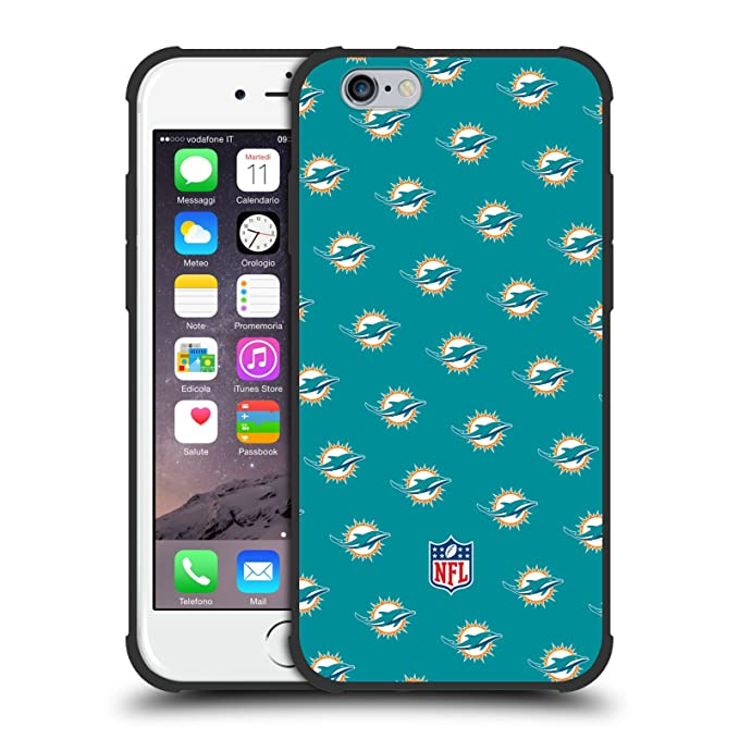 Calendario National League.Amazon Com Official Nfl Patterns 2017 18 Miami Dolphins