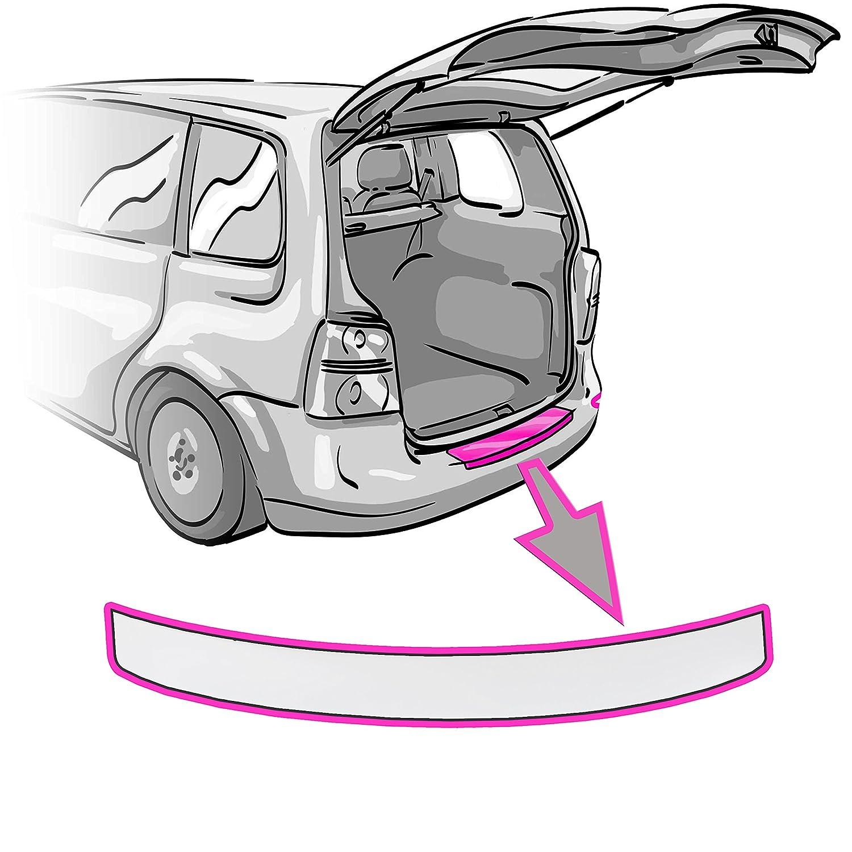 CCW© Ladekantenschutz + Rakel Lackschutzfolie passgenau in TRANSPARENT – Schutzfolie von CCW© CCW - CAR CARBON WRAPPING