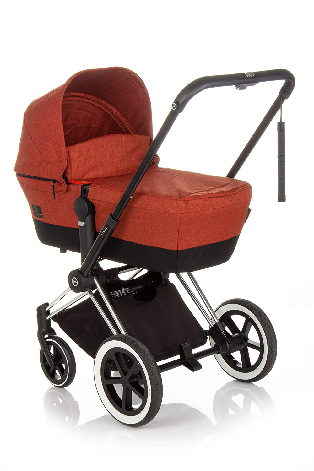 Cochecito combi Cybex Priam Light Seat (Seat Only) Autumn Gold Burnt Red: Amazon.es: Bebé