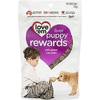 Love'em Puppy Rewards Treats for Dog 120g